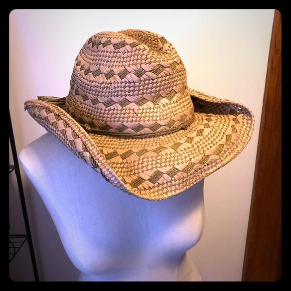 63918eba2090c Accessories - Tan   brown cowboy hat